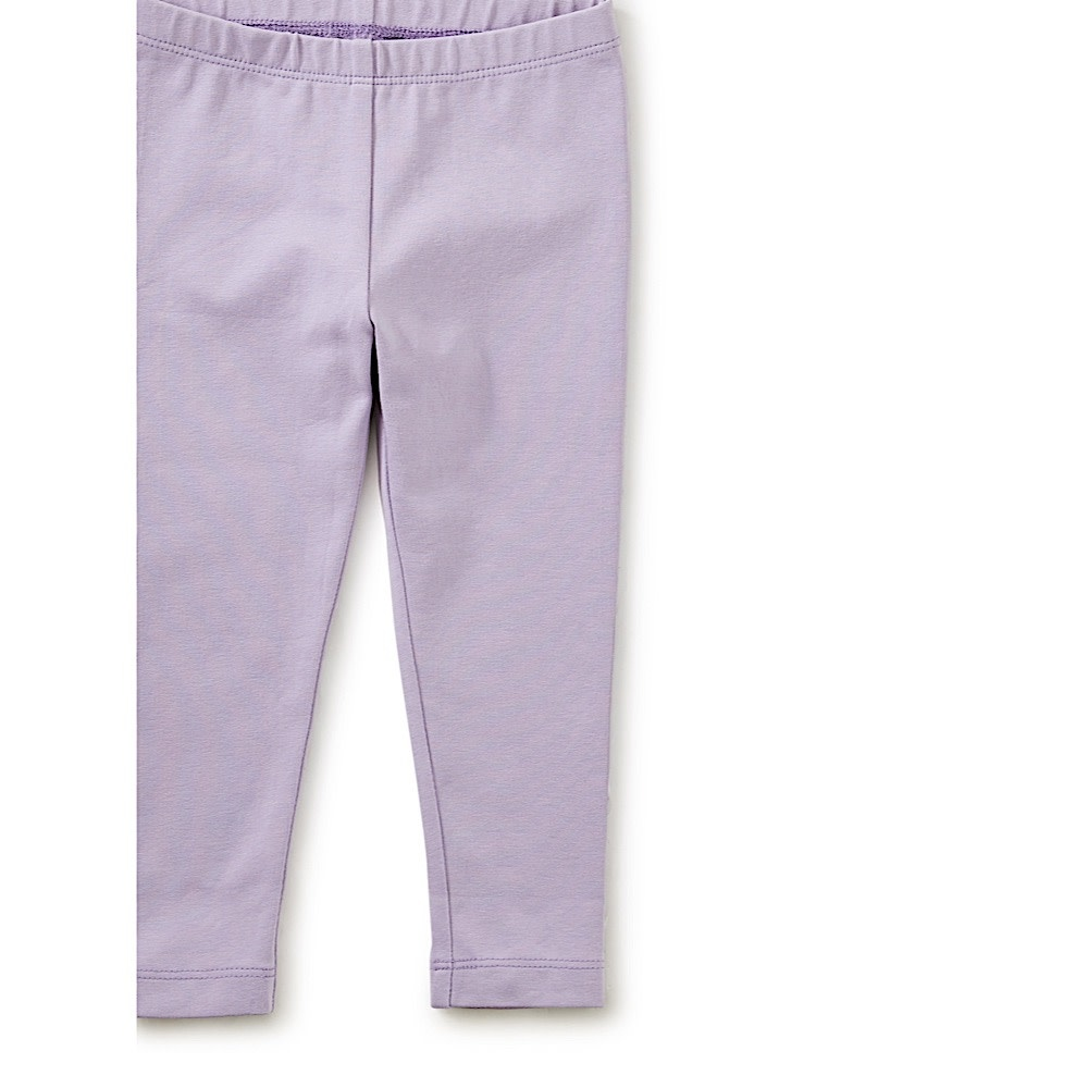 Tea Collection Solid Baby Leggings - Heirloom Lilac