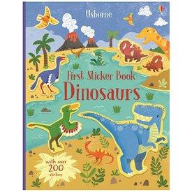 Usborne First Sticker Book - Dinosaurs
