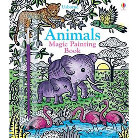 Usborne Animals Magic Painting Book