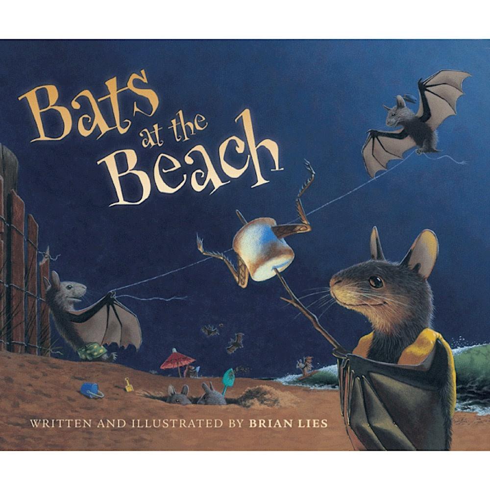 Houghton Mifflin Harcourt Bats At The Beach