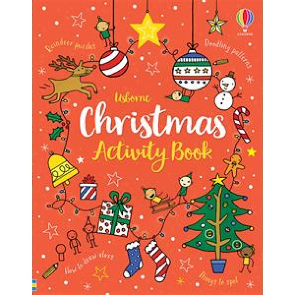 Usborne Christmas Activity Book
