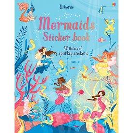 Usborne Mermaids Sticker Activity Book