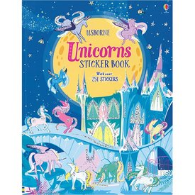 Usborne Unicorns Sticker Activity Book