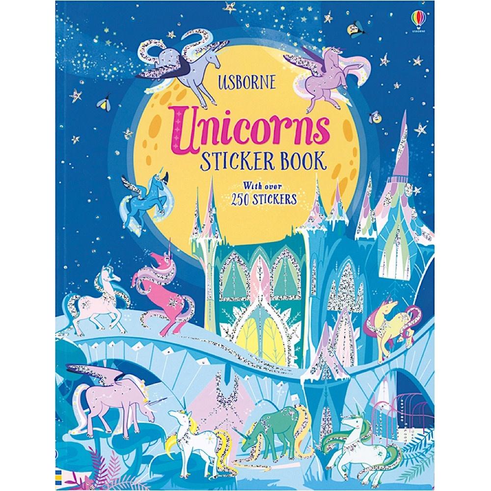 Unicorns Sticker Activity Book