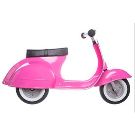 Ambosstoys Primo Ride On Push Scooter - Pink