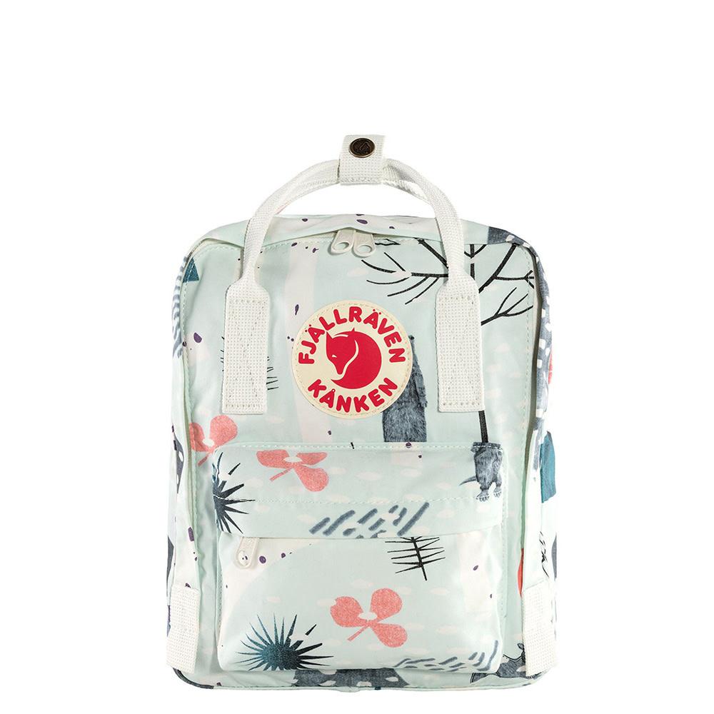 Fjallraven Arctic Fox LLC Fjallraven Kanken Mini Backpack - Art - Birch Forest