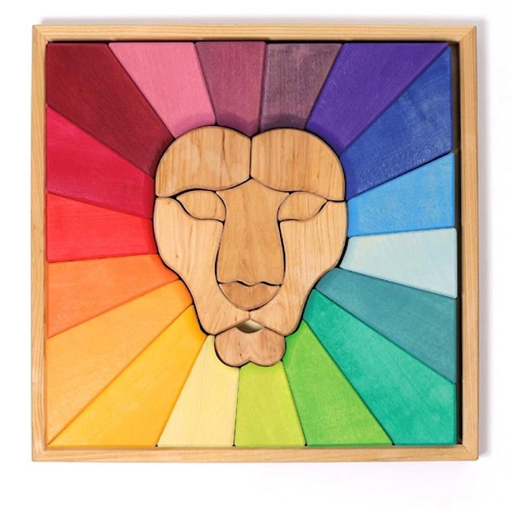 Grimms Grimms Rainbow Lion