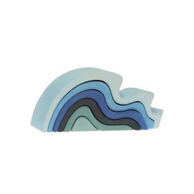 Grimms Grimms Water Waves Stacker - Small