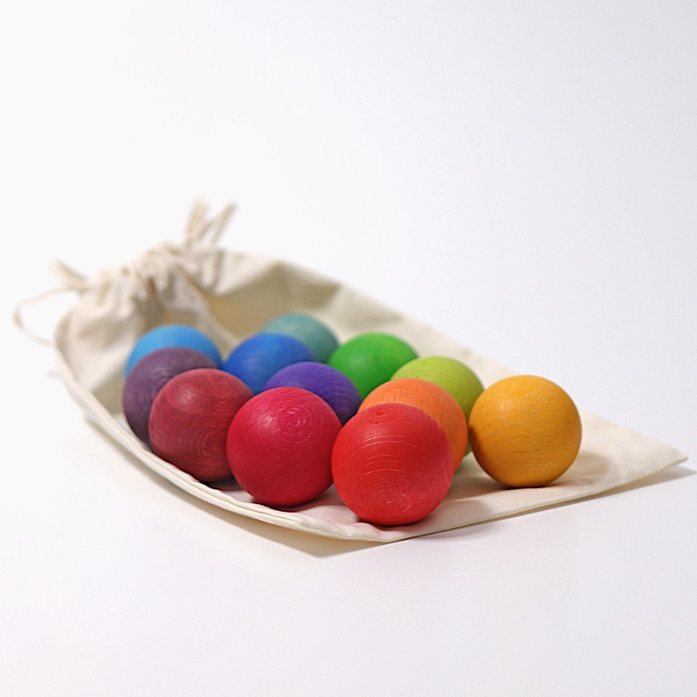 Grimms Grimms Small Rainbow Balls