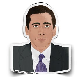 Tay Ham Tay Ham Michael Scott Sticker