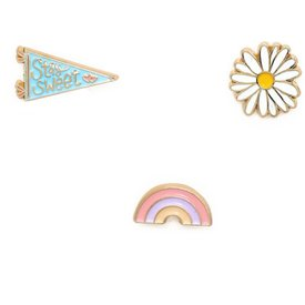 Pura Vida Pura Vida Pin Set - Sweet Valley