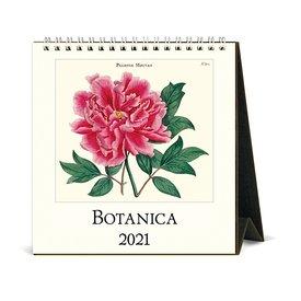 Cavallini Papers & Co., Inc. Cavallini Desk Calendar - Botanica 2021