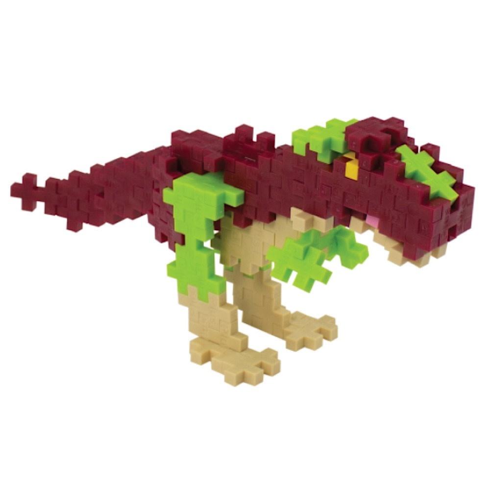 Plus Plus Mini Maker Tube - T-Rex