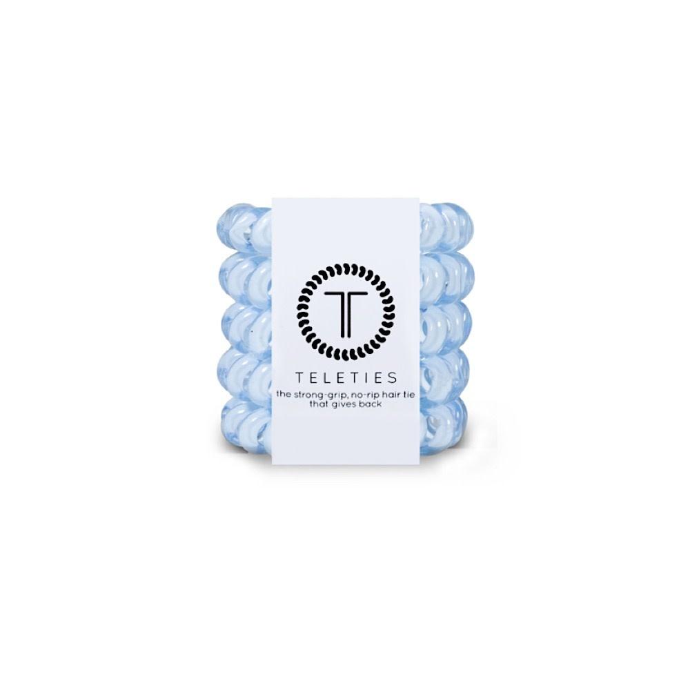 Teleties Teleties - Tiny - Washed Denim