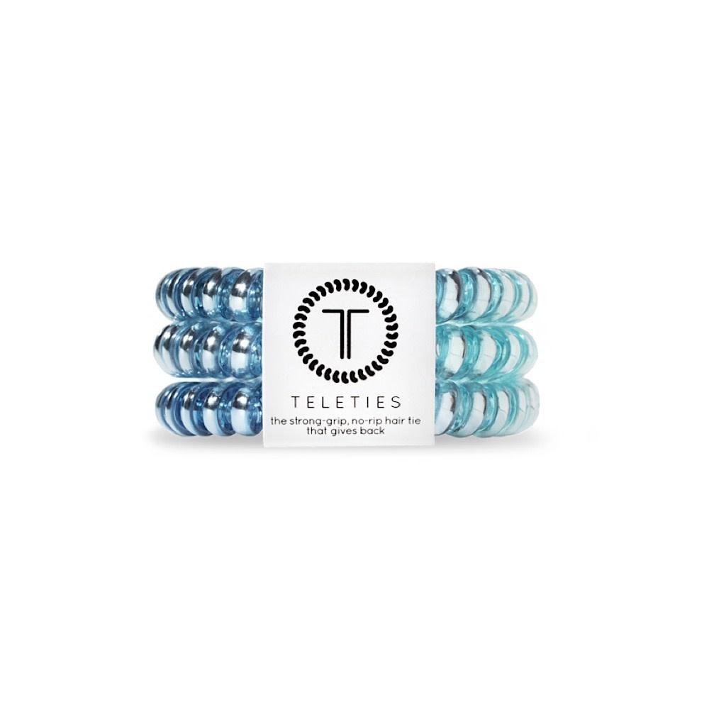 Teleties Teleties - Small - Blue Sapphire