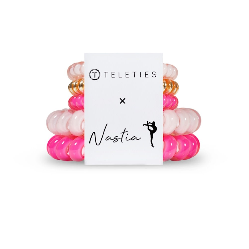 Teleties - Large/Small Set  - Nastia Liukin