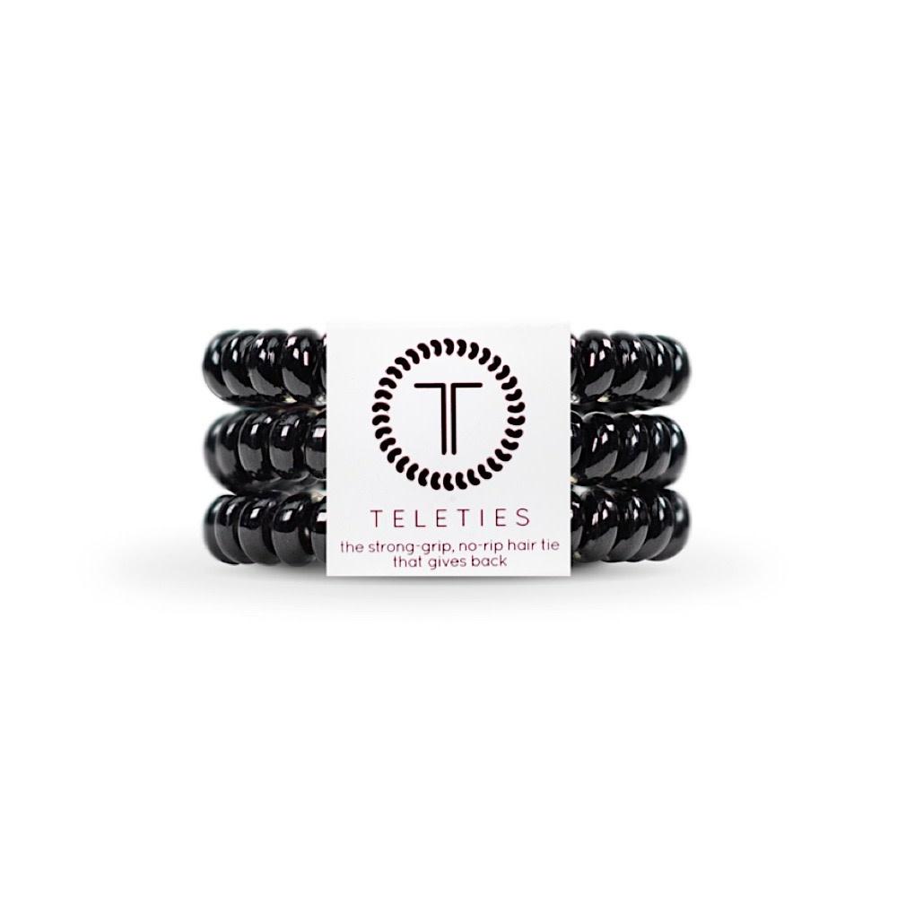 Teleties - Small - Jet Black