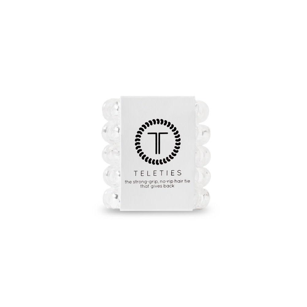 Teleties Teleties - Tiny - Crystal Clear