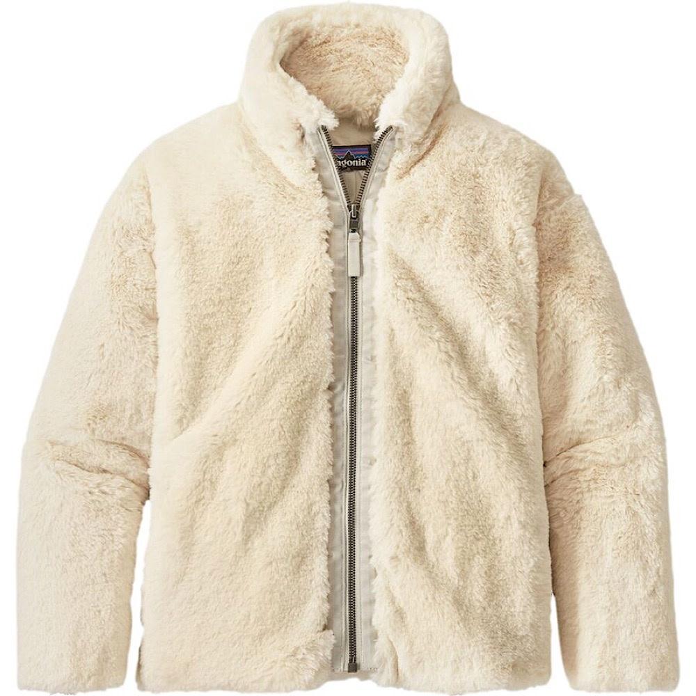Patagonia Girl's Lunar Frost Jacket - Natural