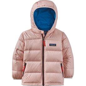 Patagonia Patagonia Baby Hi-Loft Down Sweater Hoody - Seafan Pink