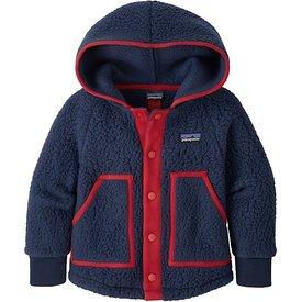 Patagonia Patagonia Baby Retro Pile Jacket - New Navy