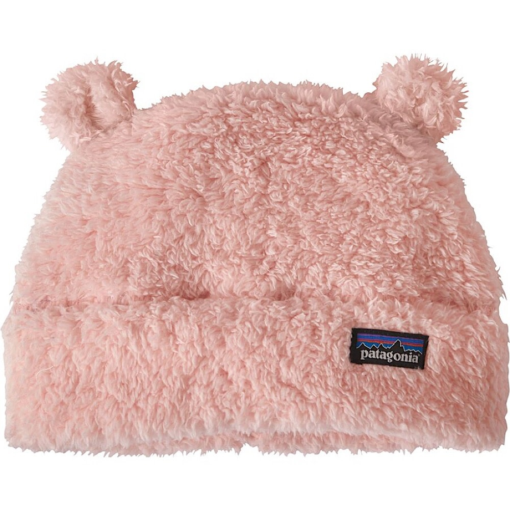 Patagonia Baby Furry Friends Hat - Seafan Pink