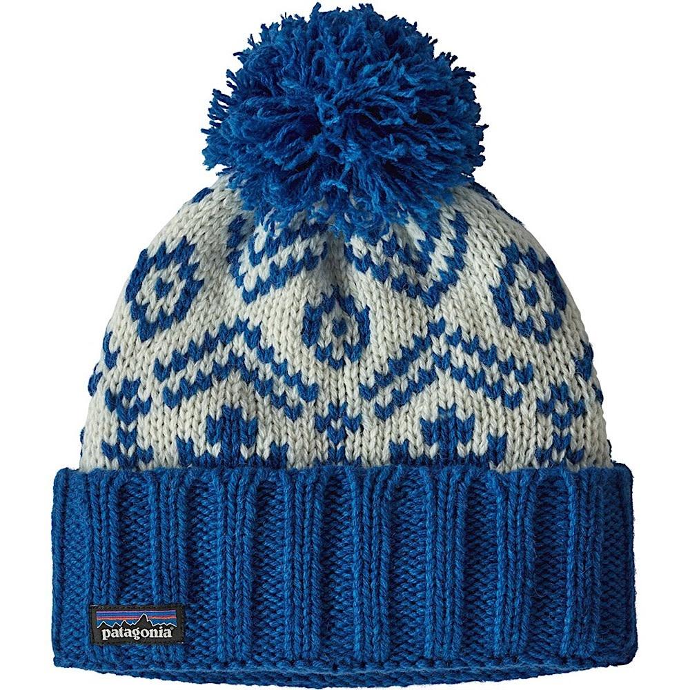 Patagonia Patagonia Snowbell Beanie - Sidekick Knit Alpine Blue