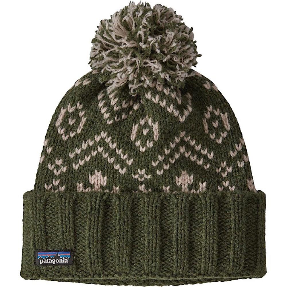 Patagonia Snowbell Beanie - Sidekick Knit Phloxy Purple