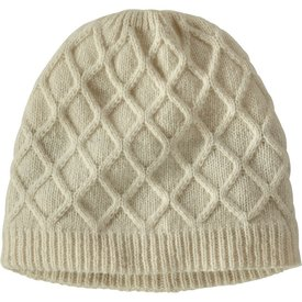 Patagonia Patagonia Womens Honeycomb Knit Beanie - Birch White