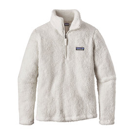 Patagonia Patagonia Womens Los Gatos 1/4 Zip - Birch White