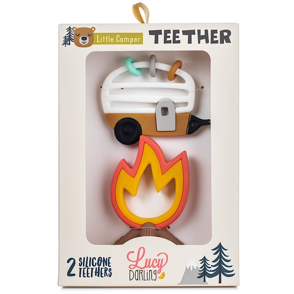 Lucy Darling - Teether - Little Camper