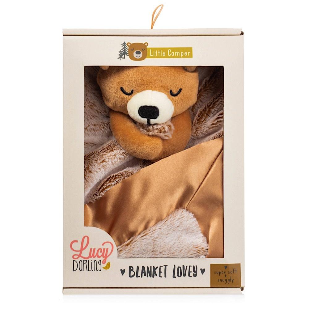 Lucy Darling - Lovey Blanket - Little Camper