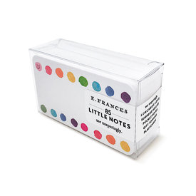 E Frances Paper E Frances Happy Little Dots Little Notes