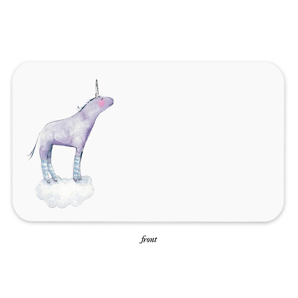 E Frances Dreamy Unicorn Little Notes