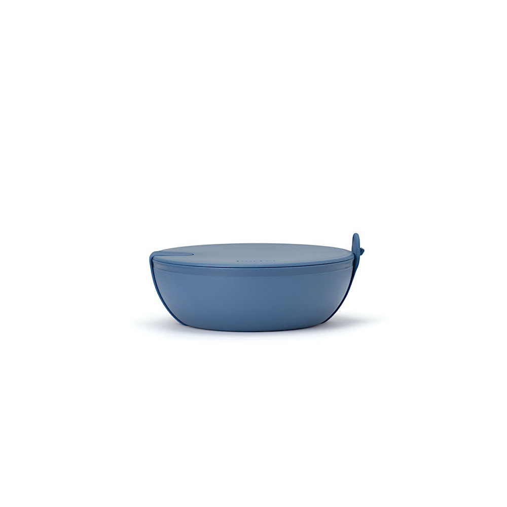 Porter Bowl Plastic - Navy