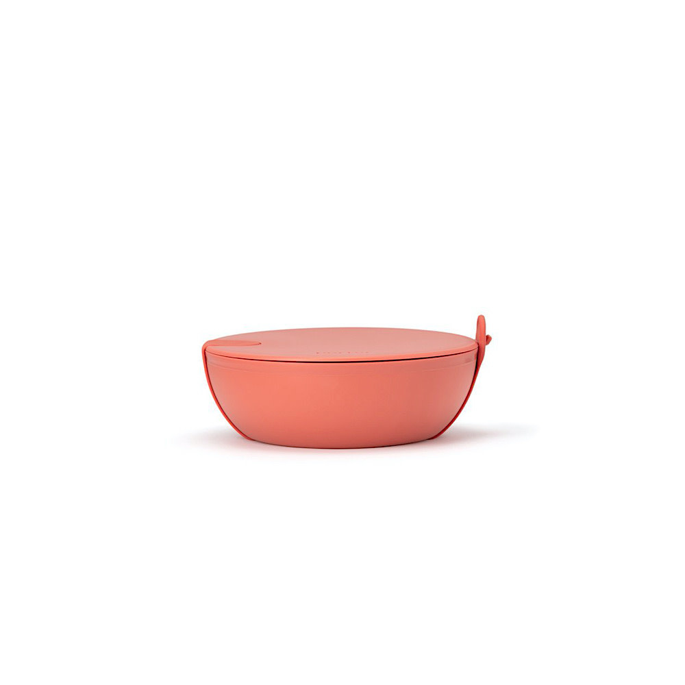 Porter Bowl Plastic - Red