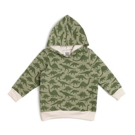 Winter Water Factory Winter Water Factory Hoodie Winter Dinosaurs Sage