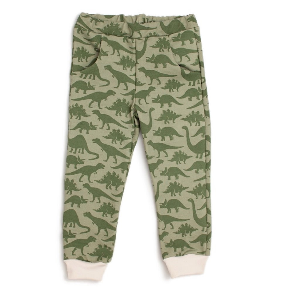 Winter Water Factory Sweatpants - Dinosaurs