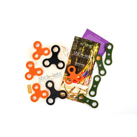 STICK-LETS STICK-LETS Camo Explorer Set - 10 Pieces