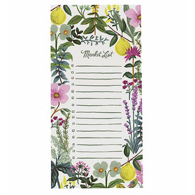 Rifle Paper Co. Rifle Paper Co. Market Pad - Herb Garden