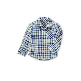 Tea Collection Tea Collection Flannel Baby Shirt - Alpamayo