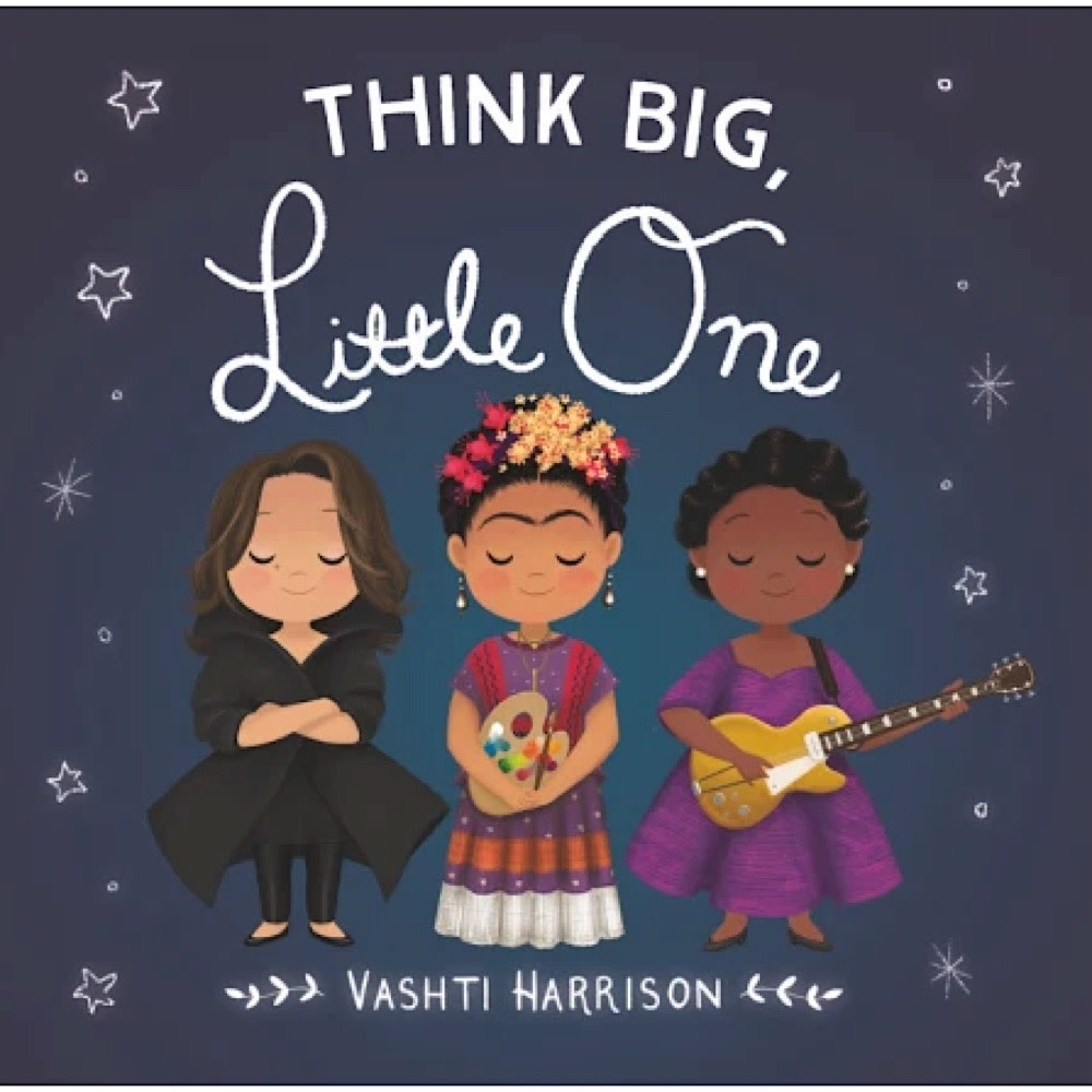 Little Brown & Co Think Big Little One Board Book