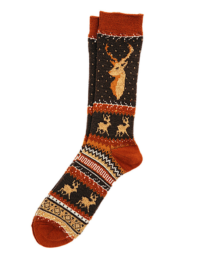 Kiel James Patrick Socks - Buck Foot