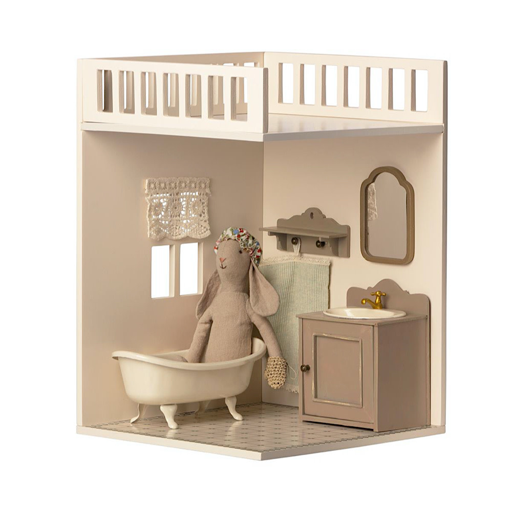 Maileg Maileg House of Miniature - Bathroom