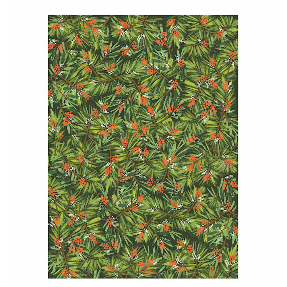 Rifle Paper Co. Wrapping Sheets - Pine