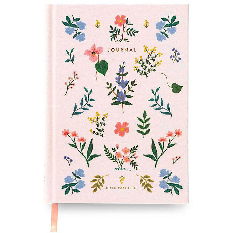 Rifle Paper Co. Rifle Paper Co. Fabric Journal - Wildwood
