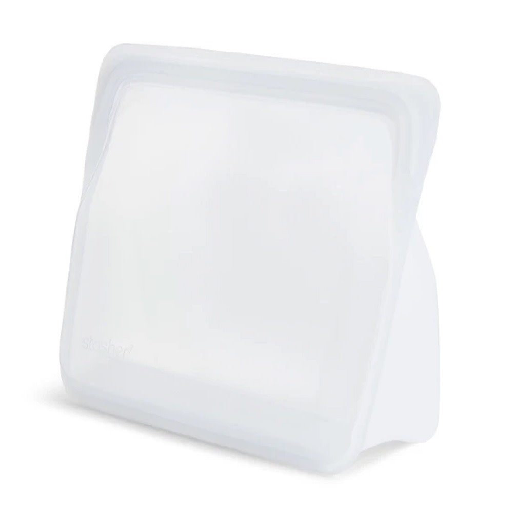 Stasher Bag - Stand Up - Clear