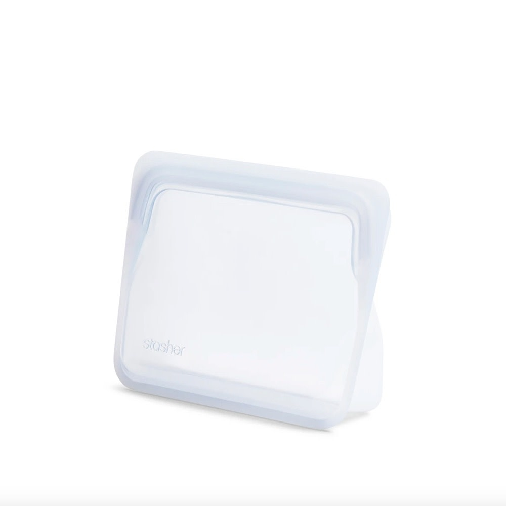 Stasher Bag - Stand Up Mini - Clear