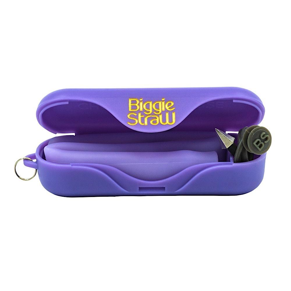 Final Straw Biggie Straw - Purple
