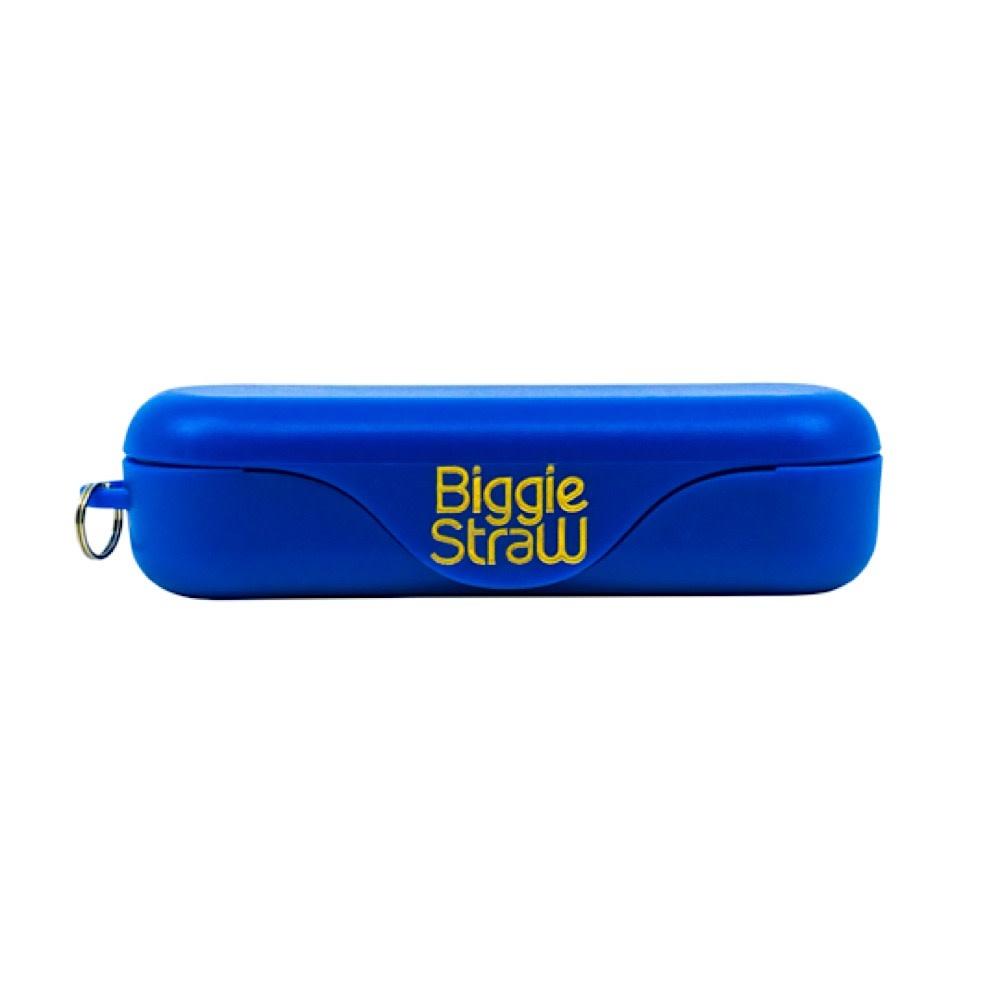 Final Straw Biggie Straw - Blue